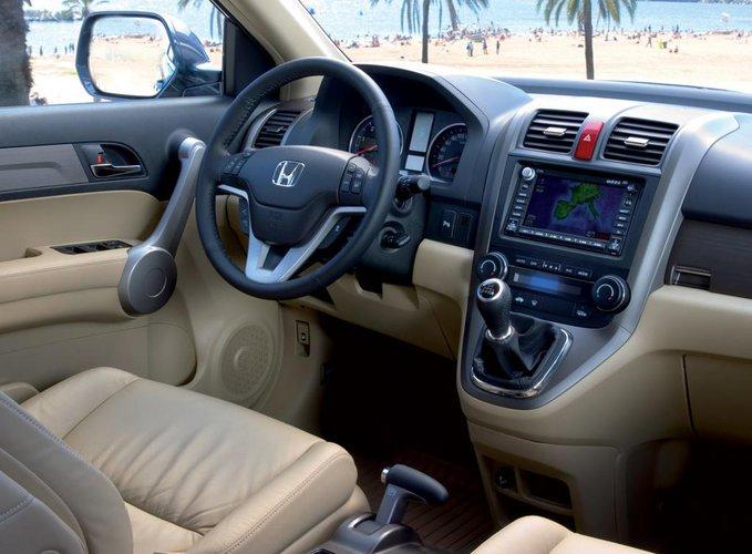 Używana Honda Cr V 3 Awarie I Problemy Autokult Pl