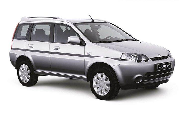Honda Hr V Awarie I Problemy Autokult Pl