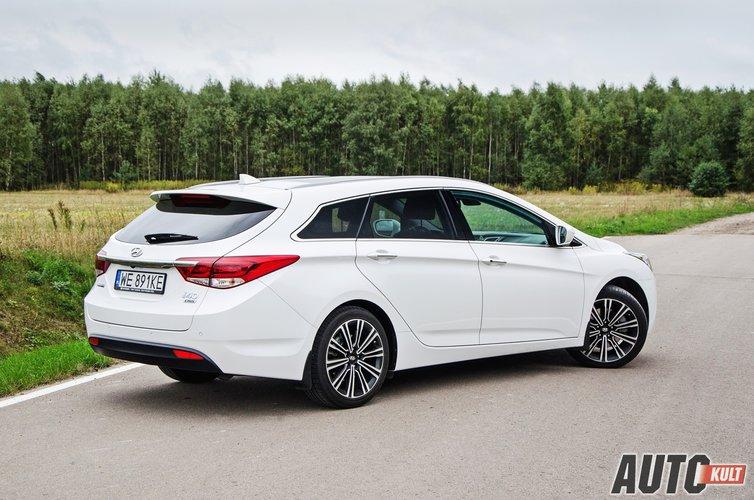 hyundai i40 wagon (2015) 1.7 crdi 7-dct – test, opinia, spalanie