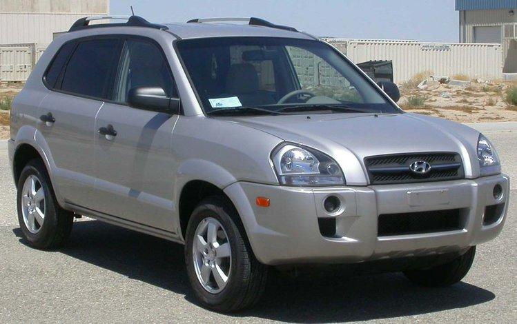 Hyundai Tucson 1 Generacji Dane Techniczne Opinie Ceny