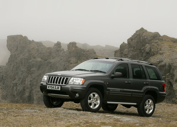 Jeep Grand Cherokee Wj Awarie I Problemy Autokult Pl