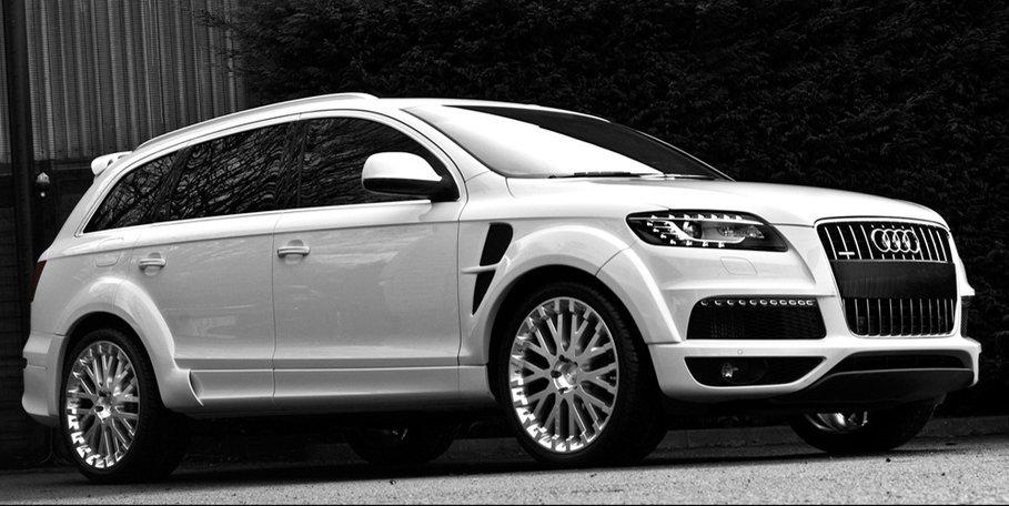 Nowy Pakiet Stylistyczny Do Audi Q7 Autokult Pl