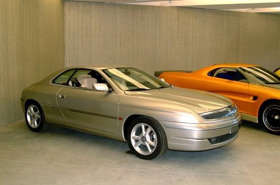 1995 Lancia Kayak Zapomniane Koncepty Autokult Pl