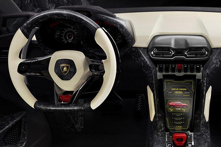 Tak Wygląda Lamborghini Urus Wyciekły Pierwsze Zdjęcia
