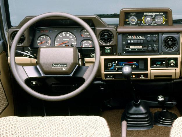 Toyota Land Cruiser J70 Dane Techniczne Opinie Ceny