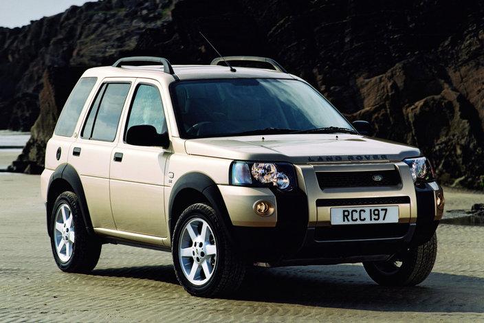 Używany Land Rover Freelander I 1997 2006 Poradnik
