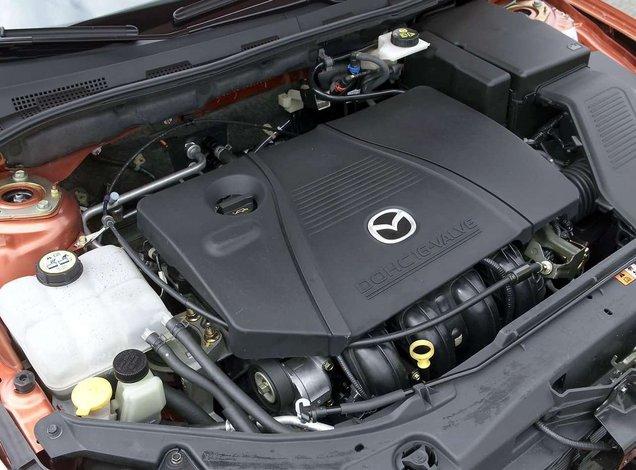 Mazda 3 I  Awarie I Problemy