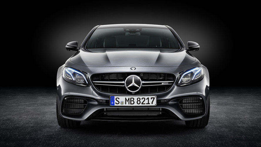 Nowy Mercedes-AMG E63 (2017) - Premiera