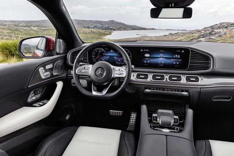 Nowy Mercedes GLE Coupe (2020) - premiera, cena, wersje ...