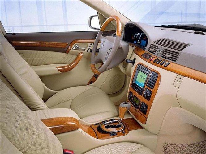 Mercedes Klasy S W220 Z Drugiej Ręki Autokult Pl