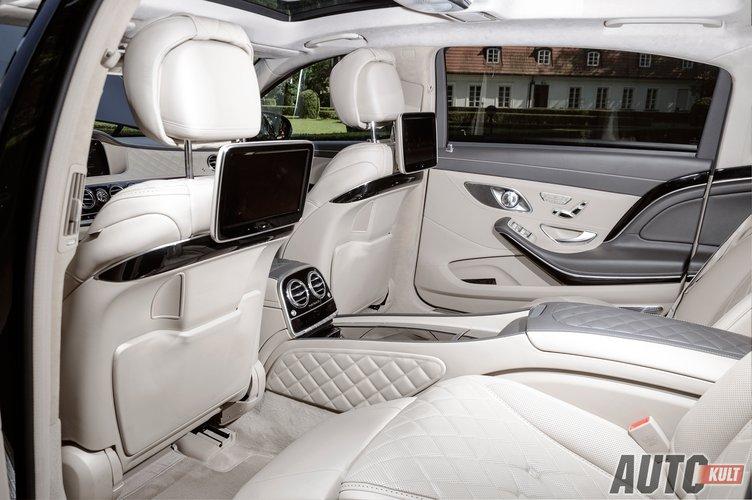 Mercedes-Maybach S600 - test, opinia, spalanie, cena ...