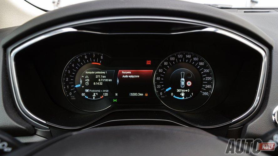Volkswagen Passat B8 I Ford Mondeo V Test Por 243 Wnawczy