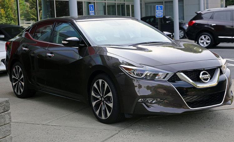 Nissan Maxima Dane Techniczne Opinie Ceny Autokult Pl