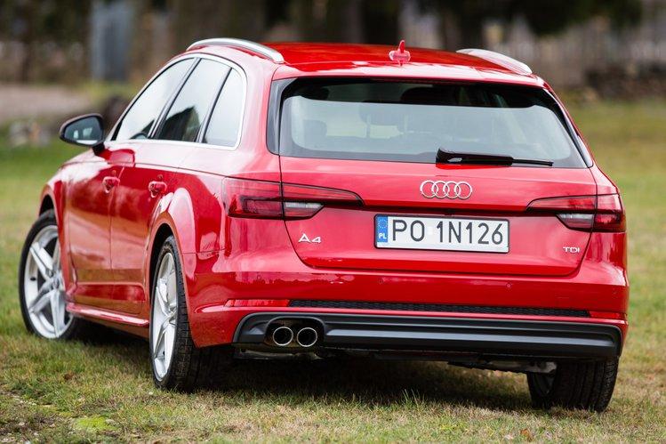 Nowe Audi A4 B9 20 Tdi S Tronic S Line Test Opinia Spalanie