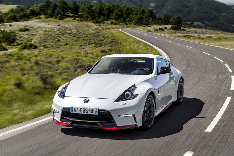 Nissan i Nismo 370Z na rynek europejski | Autokult.pl