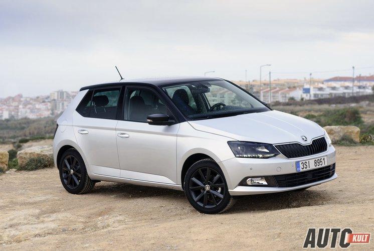 Unikalne Nowa Škoda Fabia (2015) 1,2 TSI 90 KM - pierwsza jazda | Autokult.pl JN02