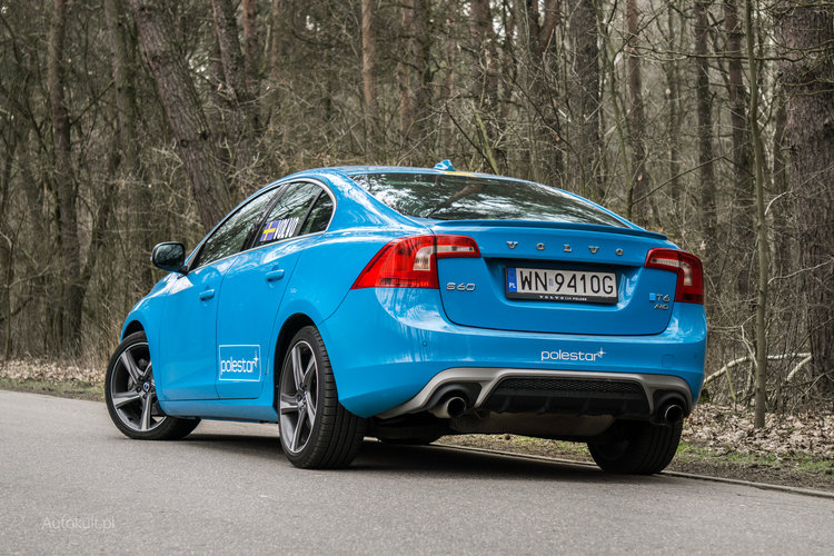 volvo s60 t6 awd polestar test opinia spalanie dane techniczne. Black Bedroom Furniture Sets. Home Design Ideas