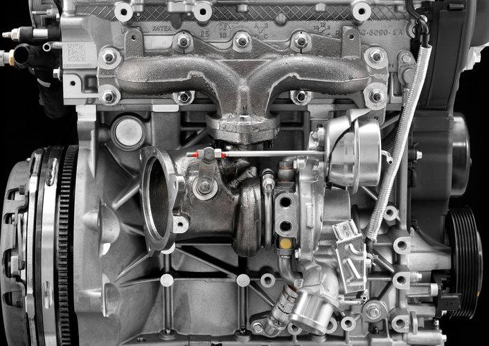 Volvo, czyli Ford - nowy silnik 1.6 GTDi | Autokult.pl