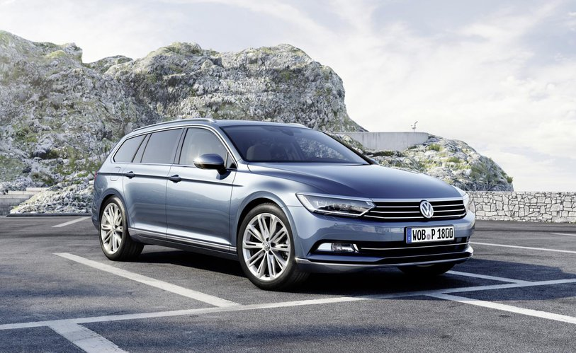 nowy volkswagen passat b8 szczeg y techniczne. Black Bedroom Furniture Sets. Home Design Ideas