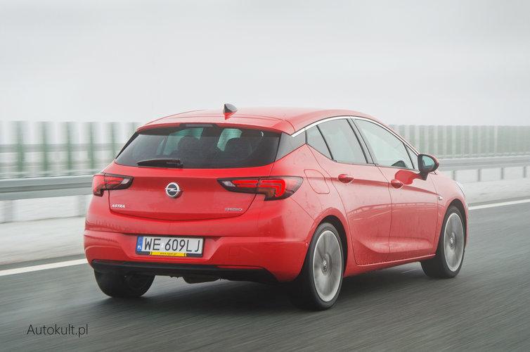 Nowy Opel Astra 2017 1 4 Turbo Elite Hairsp Zdjęcia