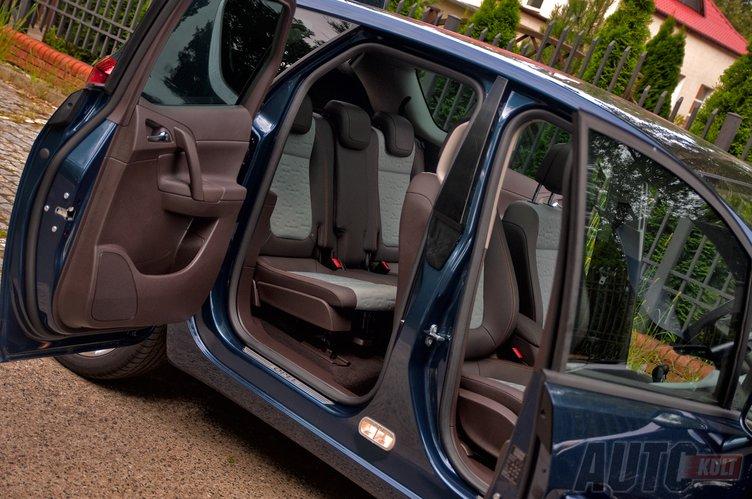 Opel Meriva 1,7 CDTi Cosmo - elastyczne MPV [test autokult ...