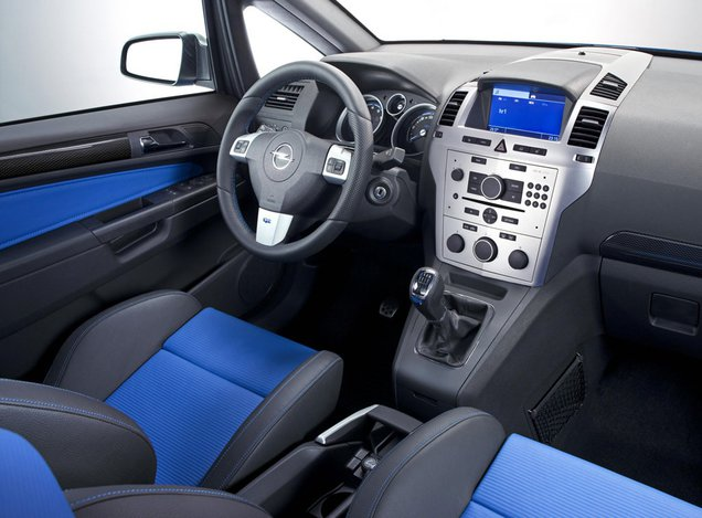 Opel zafira b awarie i problemy for Opel corsa b interieur