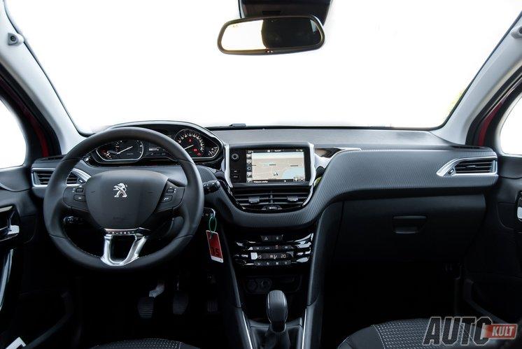 Nowy Peugeot 208 1,2 110 KM Allure