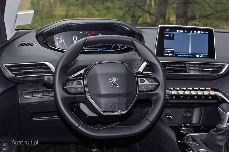 nowy peugeot 3008 2016 test dane techniczne zdj cia baga nik. Black Bedroom Furniture Sets. Home Design Ideas