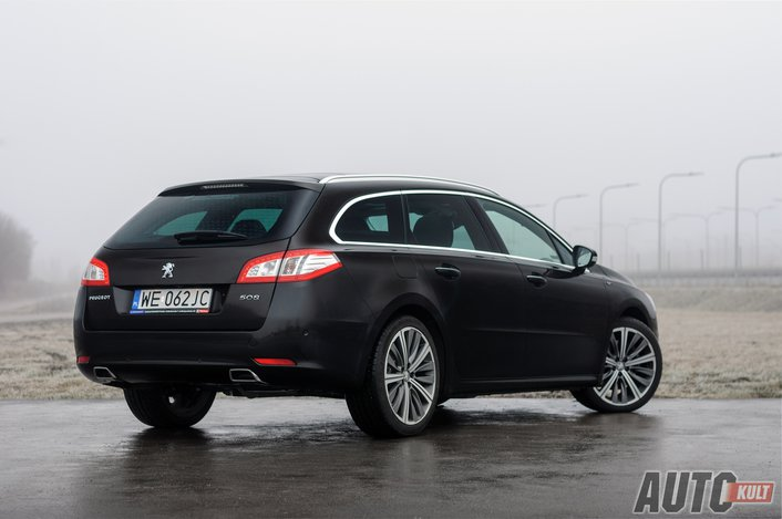 peugeot 508 sw 2 0 bluehdi 180 km gt test. Black Bedroom Furniture Sets. Home Design Ideas