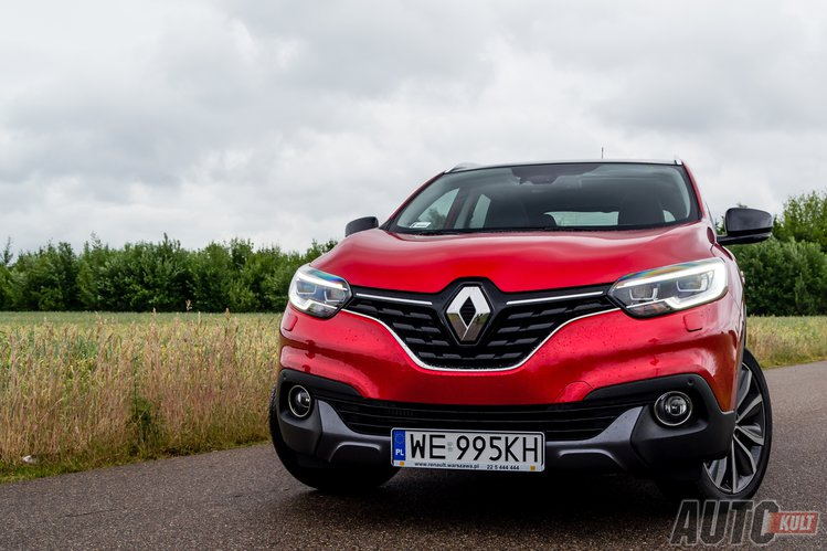 nowe renault kadjar 1 6 dci 130 4wd i espace 1 6 tce edc 200 test opinia spalanie cena. Black Bedroom Furniture Sets. Home Design Ideas