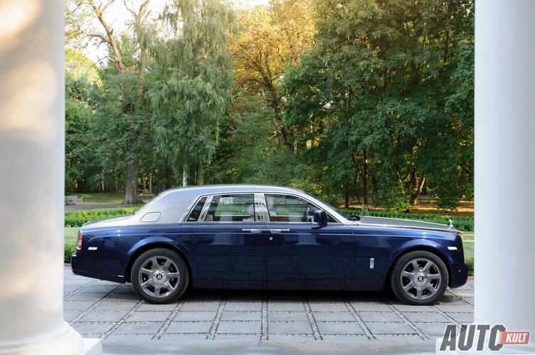 Rolls-Royce Phantom Series II - test, opinia, spalanie ...