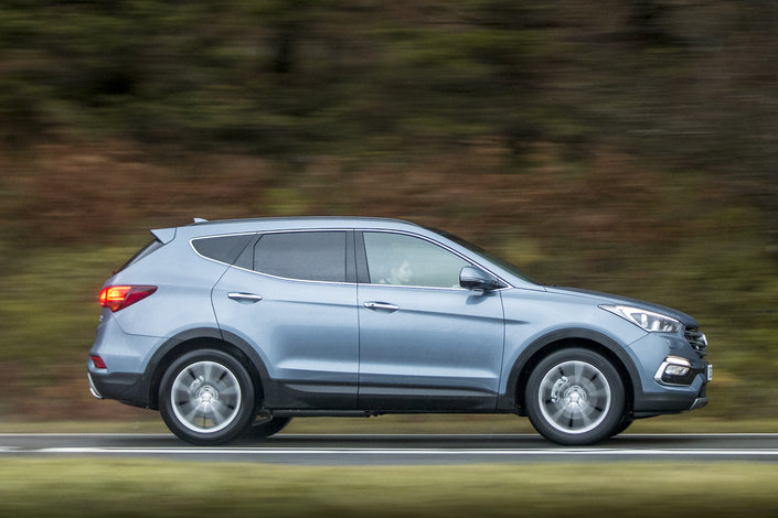 Hyundai Santa Fe - dane techniczne, spalanie, opinie, cena