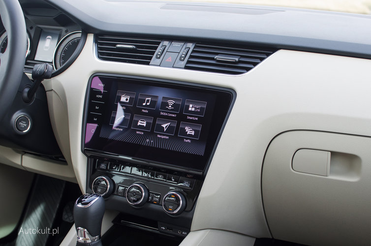 nowa Škoda octavia 2017 pierwsza jazda test autokultpl