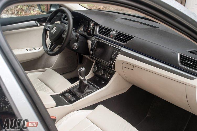 Nowa Škoda Superb 1.4 TSI Style - test, opinia, spalanie ...