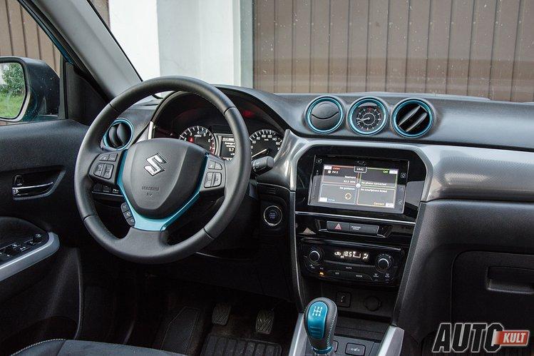 Suzuki Vitara Test Db B
