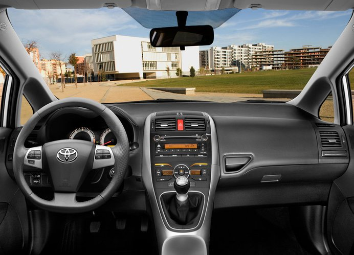Toyota auris awarie i problemy for Interieur iphone