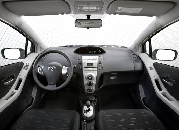 Toyota Yaris II [awarie i problemy]   Autokult.pl