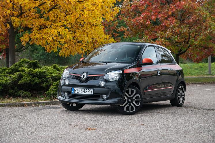 Renault Twingo GT (2017) EDC - test, cena, zużycie paliwa