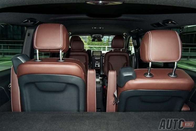 Mercedes Benz Klasa V 250 Bluetec Edition1 Test Większej S Klasy