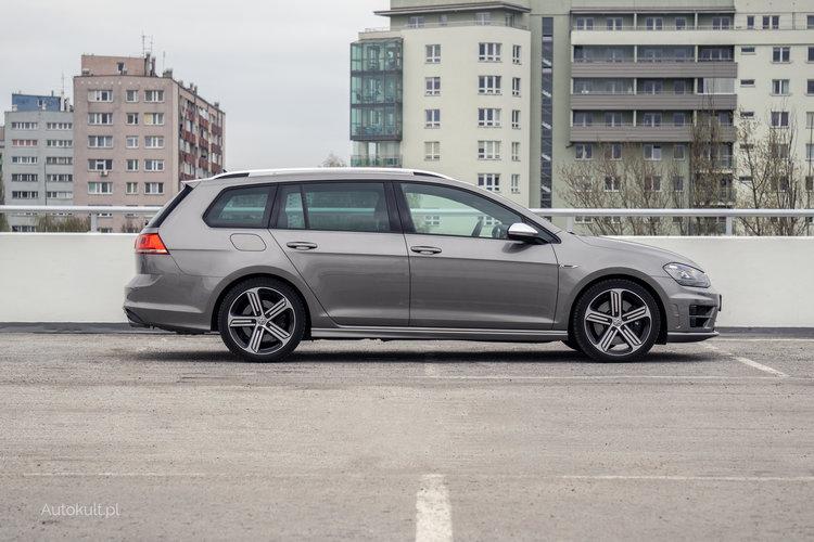 Volkswagen Golf Variant R Mk7 2016 Test Opinia