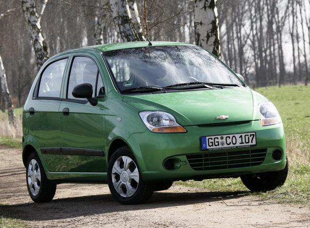 Chevrolet Matiz Dane Techniczne Opinie Ceny Autokult